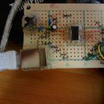 USB接続AVRライタ作り中。その2 debian lenny 5.01に接続