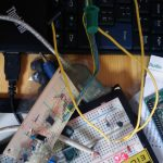 USB接続AVRライタ作り中。その3 python-serialで制御できるよ。