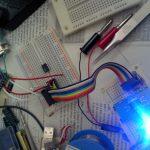 AVR ATTINY2313でUSARTのテスト