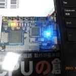 「CPUの創りかた」掲載の4bit CPU TD4のMAX II CPLDへの実装方法
