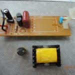 EF-002というCCFL inverterの回路を調べてみた