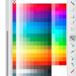 Gimp, Inkscape へのAndroidマテリアルデザインカラーパレット導入方法