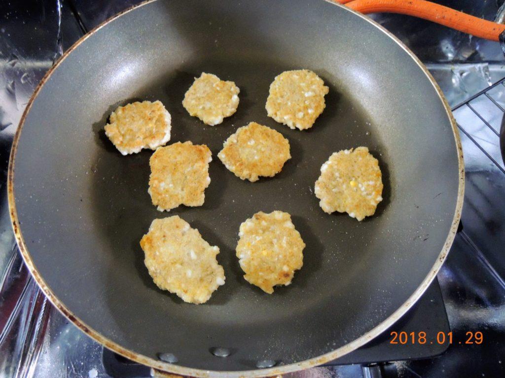 おやき オートミール おやき離乳食の作り方!中期・後期別の手づかみ食べレシピ