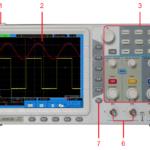 OWONのデジタルオシロスコープSDS5032Eの基本的な使い方。