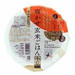 少量から試せるおすすめのレトルトタイプの酵素玄米・寝かせ玄米4選!