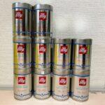 イリーのデカフェコーヒー豆のカフェイン含有量。