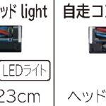 PV-BL20GとPV-BL10Gの2つの違い。パワーヘッドと付属品。
